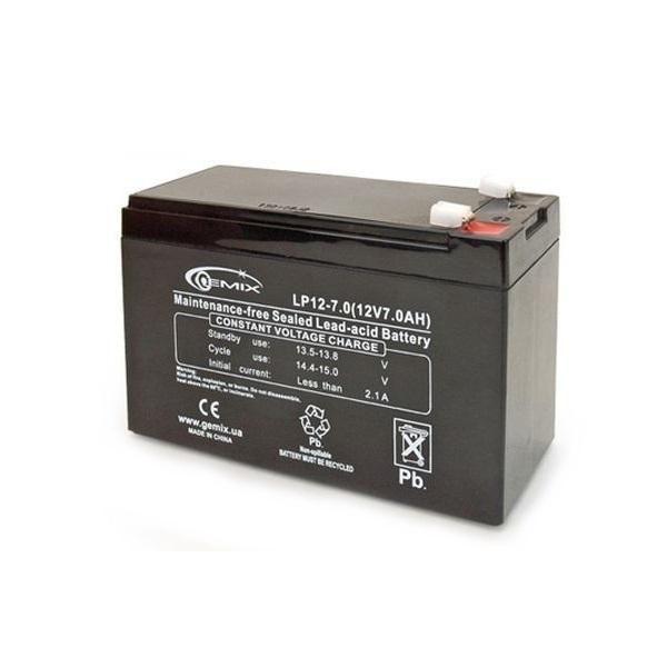 Акумуляторна Батарея 12V 7Ah (2.66 кг)