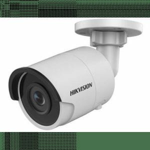 Hikvision DS-2CD2083G0-I (4 ММ) циліндрична IP камера