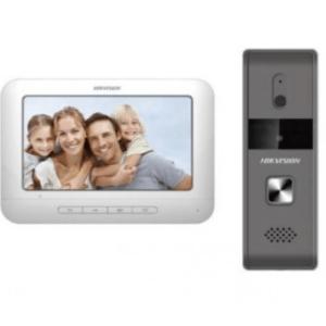 Hikvision DS-KIS203 Комплект домофон + вызывная панель