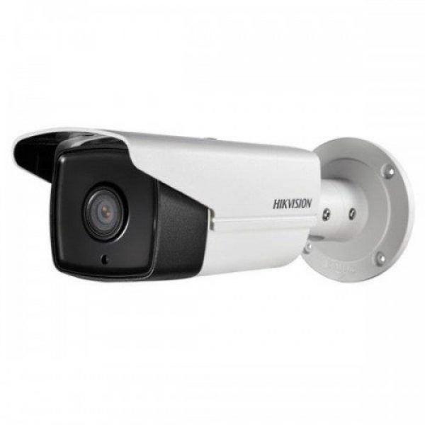 Hikvision DS-2CD2T23G0-I5 (4 ММ) циліндрична IP камера