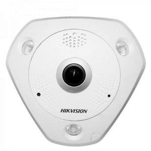 Hikvision DS-2CD6332FWD-IS рыбий глаз IP камера