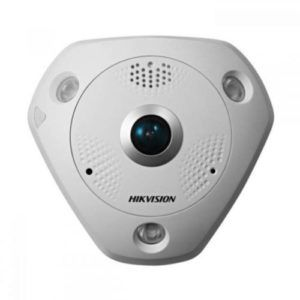 Hikvision DS-2CD6332FWD-IV рыбий глаз IP камера
