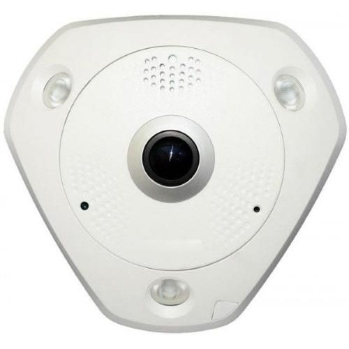 Hikvision DS-2CD63C2F-IVS риб'яче око IP камера