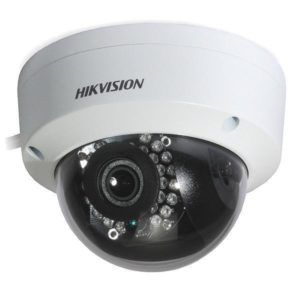 Hikvision DS-2CD1121-I (2.8 ММ) купольная IP камера