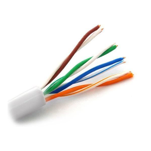 Віта Пара FTP Зовнішній CAT-5е Кількість проводів-4 пари, 8 проводів