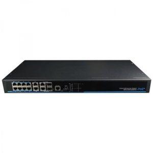 UTP3-GSW0806-TP150 8-Портовий Керований PoE Комутатор