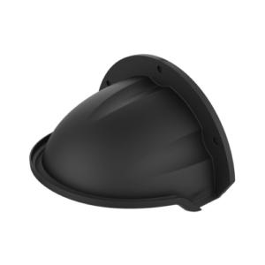 Hikvision DS - 1250ZJ (BLACK) Козырек для купольных камер черный