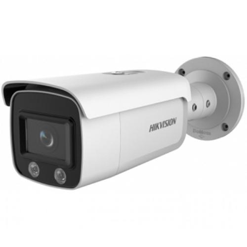 Hikvision DS-2CD2T47G2-L (4мм) циліндрична IP камера