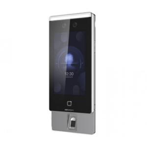 Hikvision DS-K1T671MF Термінал Розпізнавання Осіб Зі Сканером Відбитків Пальців