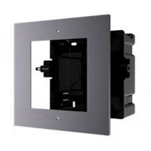 Hikvision DS-KD-ACF1 / PLASTIC Врізна Монтажна Рамка На 1 Модуль