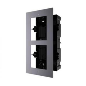 DS-KD-ACF2 / PLASTIC Врізна Монтажна Рамка На 2 Модуля