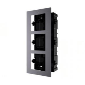 DS-KD-ACF3 / PLASTIC Врізна Монтажна Рамка На 3 Модуля