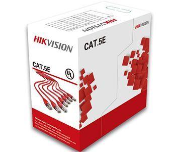 Hikvision DS-1LN5E-S Кабель Вiта Пара 24AWG UTP CAT 5E