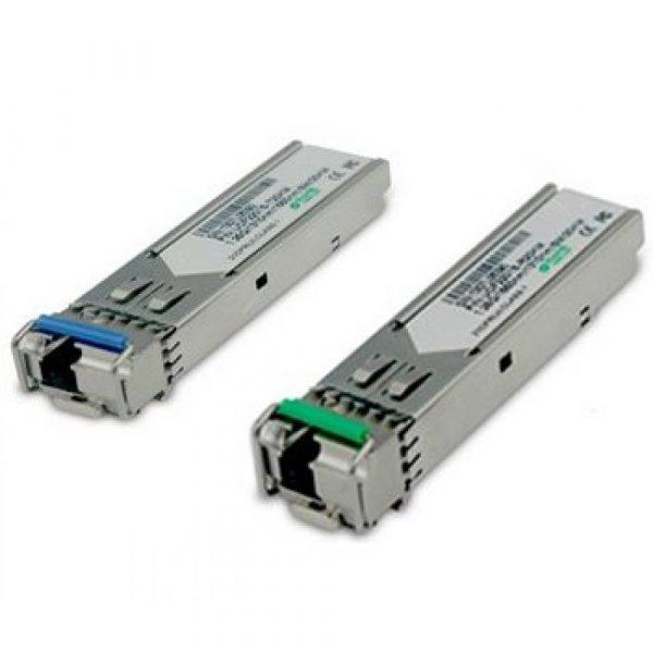 Hikvision SFP-1.25G-20KM-TX/RX 1.25Гб Комплект SFP Модулів (Rx / Tx)