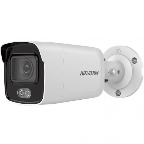 Hikvision DS-2CD2047G2-L (2.8 ММ) циліндрична IP камера