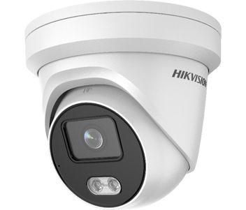 Hikvision DS-2CD2347G2-LU (2.8 ММ) купольна IP камера