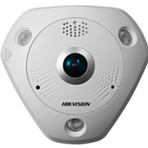 Hikvision DS-2CD6362F-IV рыбий глаз IP камера
