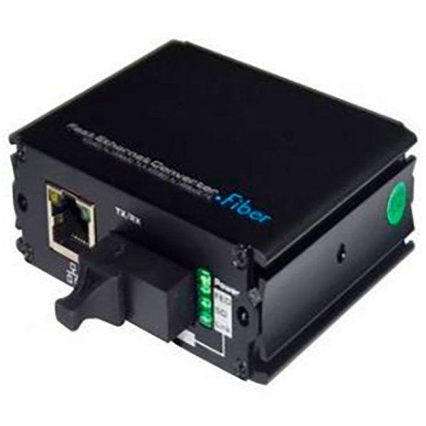 Hikvision UOF3-GMC01-ASR20KM 1Гб медіаконвертор, передачтік (Tx)