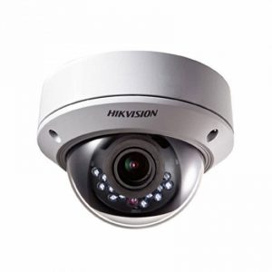 Hikvision DS-2CD2120F-IS (4ММ) купольная IP камера