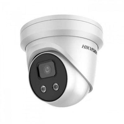Hikvision DS-2CD2386G2-IU (2.8 ММ) купольна IP камера