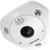 Hikvision DS-2CD6365G0-IVS рыбий глаз IP камера