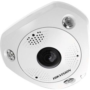 Hikvision DS-2CD6365G0-IVS риб'яче око IP камера
