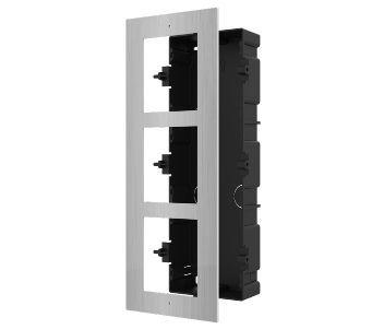 Hikvision DS-KD-ACF3/S Панель Для Врізного Монтажу