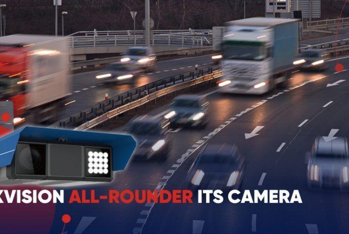 Hikvision представляє нову камеру ITS для поліпшення  дорожньої безпеки та руху транспорту