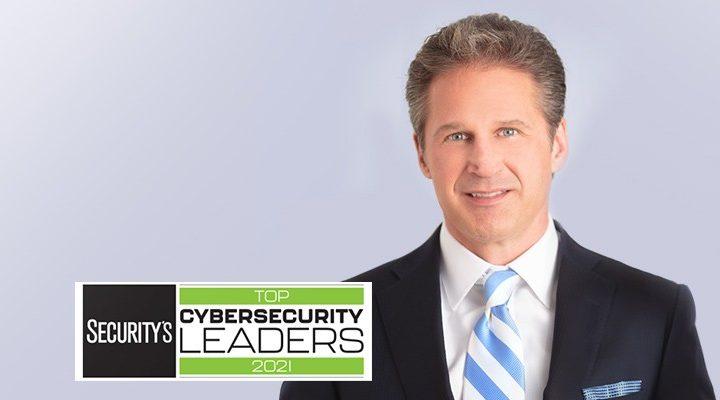 """Журнал """"Безпека"""" 1 березня назвав старшого директора з кібербезпеки Hikvision Чака Девіса одним із """"Найвищих лідерів кібербезпеки 2021 року""""."""
