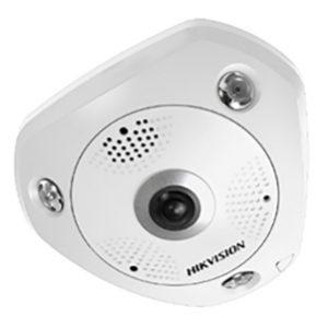 Hikvision DS-2CD63C5G0-IVS купольна IP камера