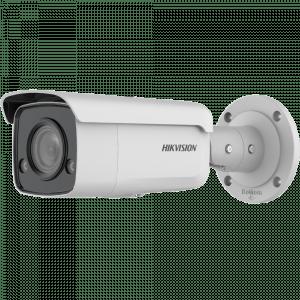 DS-2CD2T87G2-L  IP-камера 2,8 мм ColorVu 8MP Bullet