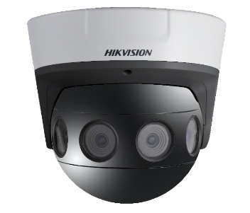 Hikvision DS-2CD6984G0-IHS купольна IP камера