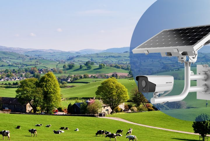 Підвищите безпеку у віддалених місцях <br></noscript>за допомогою автономних рішень Hikvision, що працюють на сонячній енергії