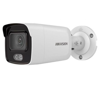 Hikvision DS-2CD2047G2-LU(2.8mm) 4Мп ColorVu IP камера Hikvision
