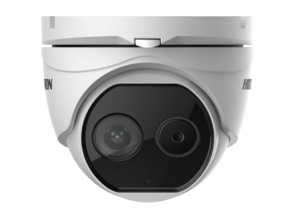 Hikvision DS-2TD1217B-3/PA 4МП бі-спектральна тепловізійна камера