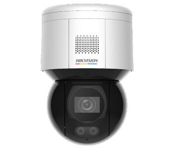 """Hikvision DS-2DE3A400BW-DE(F1)(S5) 3"""" 4 MP ColorVu IP Speed Dome"""