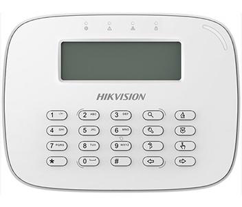 Hikvision DS-PK-LRT Бездротова клавіатура з LCD екраном (868MHz)