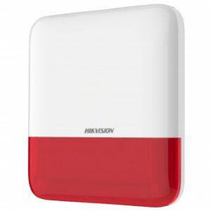 DS-PS1-E-WE-Red Бездротова зовнішня сирена (червона)