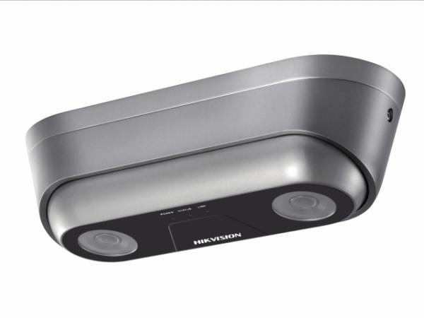 Hikvision iDS-2CD6810F-IV/C (2.8mm) Відеокамера c двома об'єктивами і функцією підрахунку людей