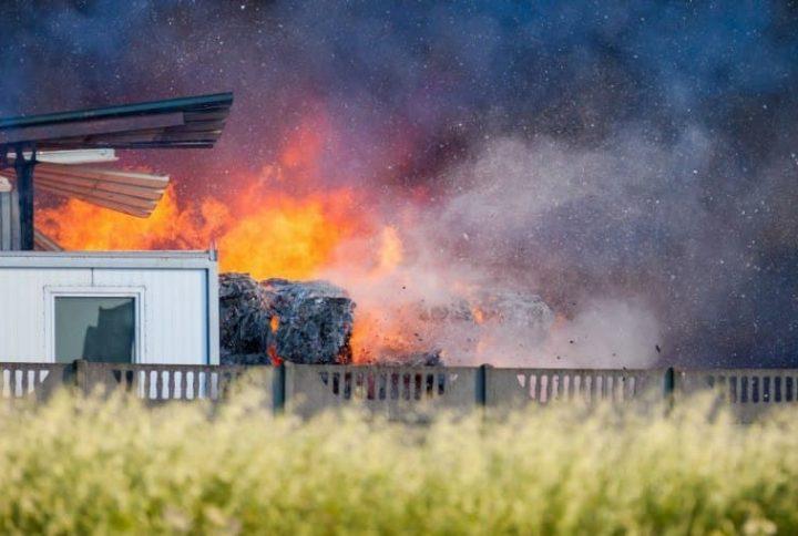 Ловля відходів пожежі до того, як вони трапляються