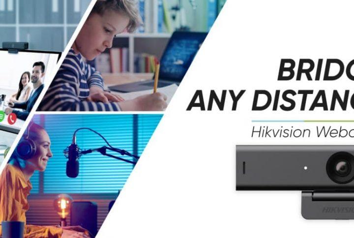Hikvision оголошує про дебют у веб-камері
