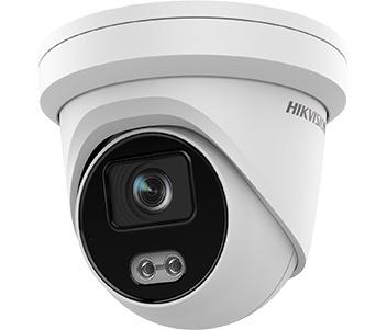 Hikvision DS-2CD2347G2-L (C) 4mm 4 MP ColorVu Turret IP