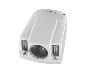 Hikvision DS-2CD6512-IO 1.3 Мп водонепроникна мобільна мережева камера