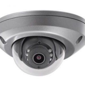 DS-2CD6520DT-IO 2Мп міні-купольна відеокамера