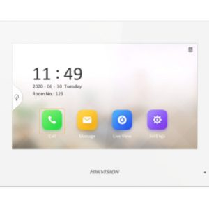 Hikvision DS-KH6320-LE1/White IP відеодомофон