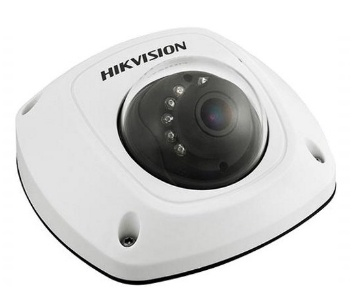 Hikvision DS-2CS58D7T-IRS 3.6mm 2 Мп HDTVI камера з ІЧ підсвічуванням