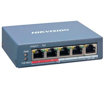 Hikvision DS-3E1105P-EI POE