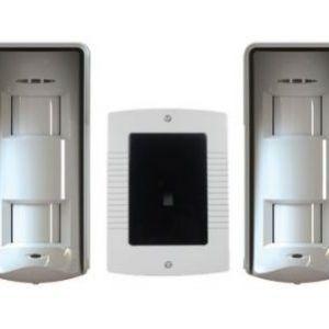 KIT XDH10TT-WE Комплект бездротової сигналізації