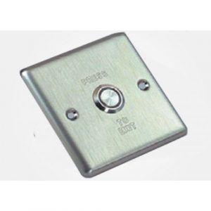 Кнопка виходу Trinix ART-804 LED (Нержавіюча сталь)