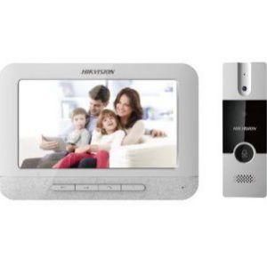 DS-KIS202 Комплект домофон + виклична панель Hikvision